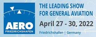 ASF Engineering GmbH will exhibit again on the AERO 2020 Friedrichshafen - The Global Show for General Aviation