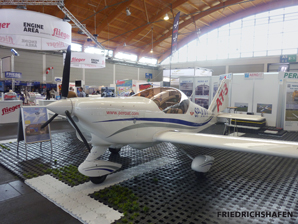 ASF Engineering GmbH - Photo Gallery AERO 2016 Friedrichshafen - Foto 03