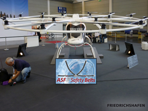 ASF Engineering GmbH - Photo Gallery AERO 2016 Friedrichshafen - Foto 09